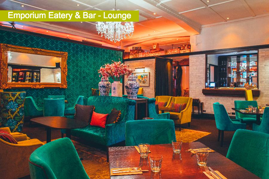 Emporium Lounge bar expressotel carousel text