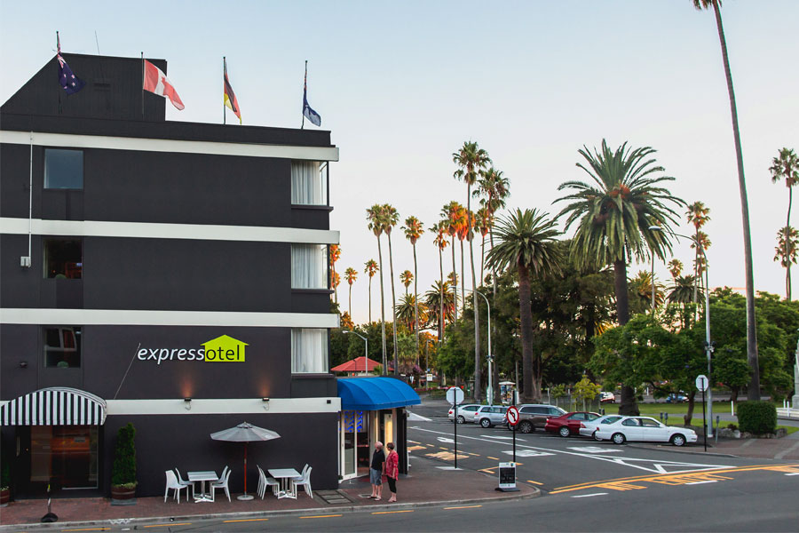 expressotel napier accommodation